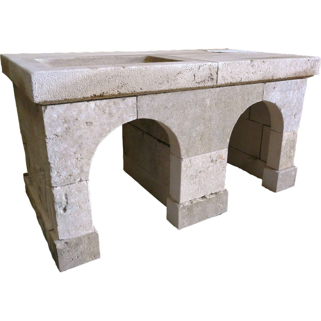evier ancien en pierre finest evier en pierre ancien. Black Bedroom Furniture Sets. Home Design Ideas